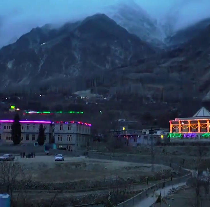 Salgirah Celebrations of Prince Karim Aga Khan in Hunza Valley