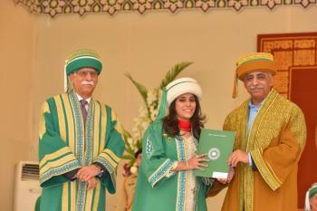 Aga Khan University's Convocation 2017: Speech by President Firoz Rasul