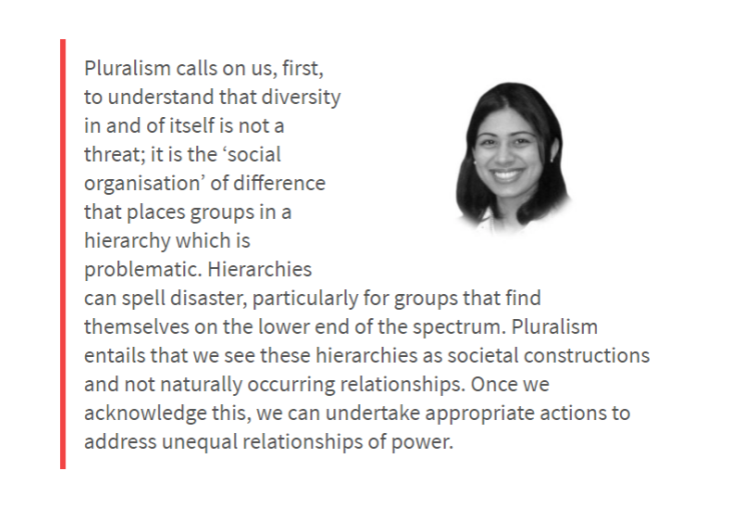 Dr Shenila Khoja-Moolji: Forging pluralistic societies