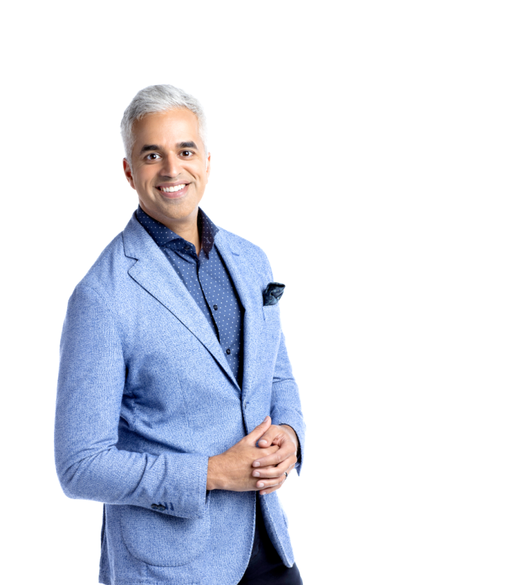 Career Flow: Speaker, Breakfast Television host, and Every Conversation Counts creator Riaz Meghji | True Calling