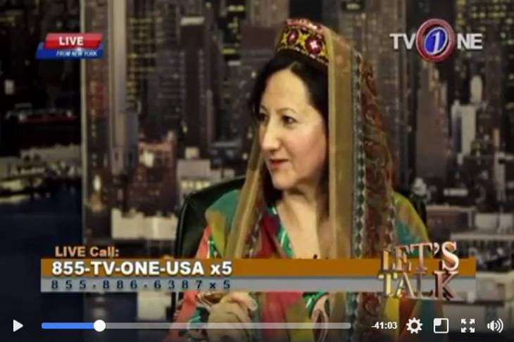 Highest literacy rate in Gilgit-Baltistan, Pakistan: Story of Safida Begum | TV One USA