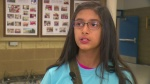 11-Year-Old Sews 500 Bags, Fills Them With Presents For Children In Need