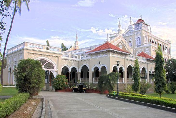 Gandhi Peace Museum at Aga Khan Palace in Pune