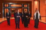 His Highness the Aga Khan arrives in UAE