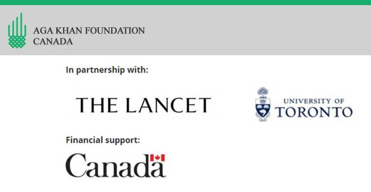 Join Aga Khan Foundation to Launch The Lancet's first-ever Series on Canada