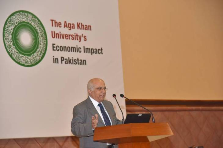 Study finds Aga Khan University supports 33,000 jobs annually in Sindh (Pakistan)