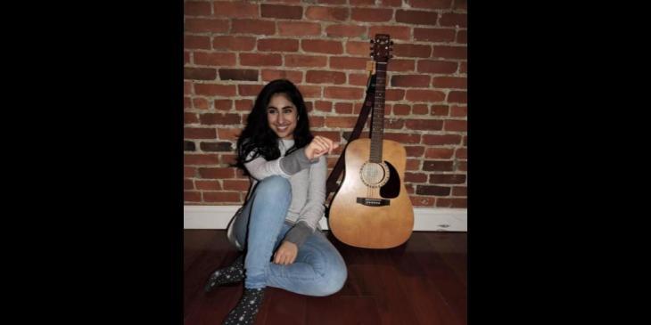 Cimone Rajan: Calgary born singer-songwriter