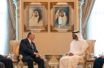 Sheikh Mohammed bin Zayed meets with the Aga Khan | The National
