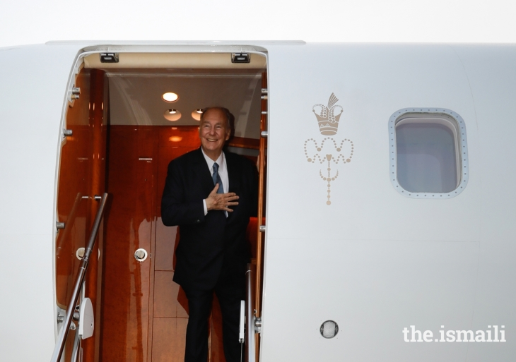 His Highness the Aga Khan concludes four Day Diamond Jubilee visit to the United Arab Emirates