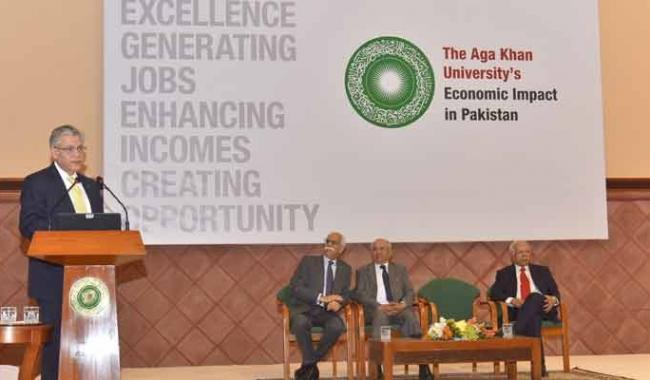 Aga Khan University supports 33,000 jobs annually in Sindh, Pakistan | The News Intl.