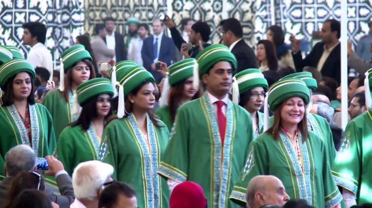 Full Ceremony Video: Aga Khan University Convocation 2017 in Pakistan