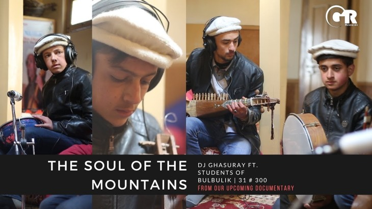 DJ Ghasuray - The Soul of The Mountains ft. Students of Bulbulik