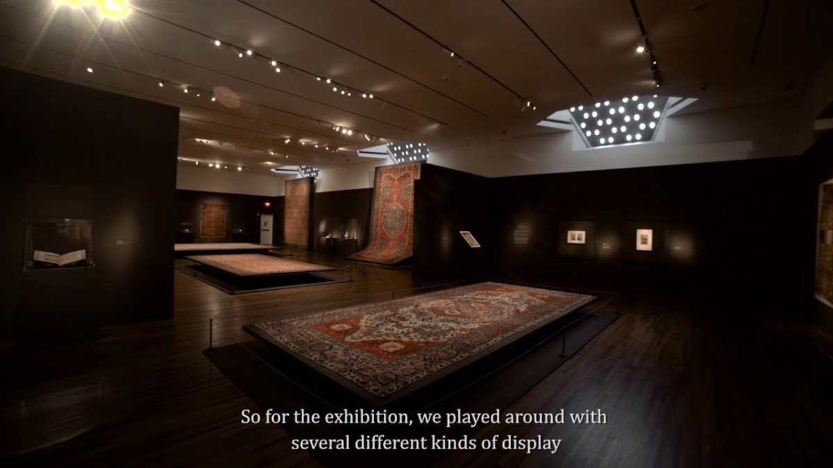 "Aga Khan Museum's Curator's Tour: ""Arts of the East"" with Dr. Filiz Çakır Phillip"