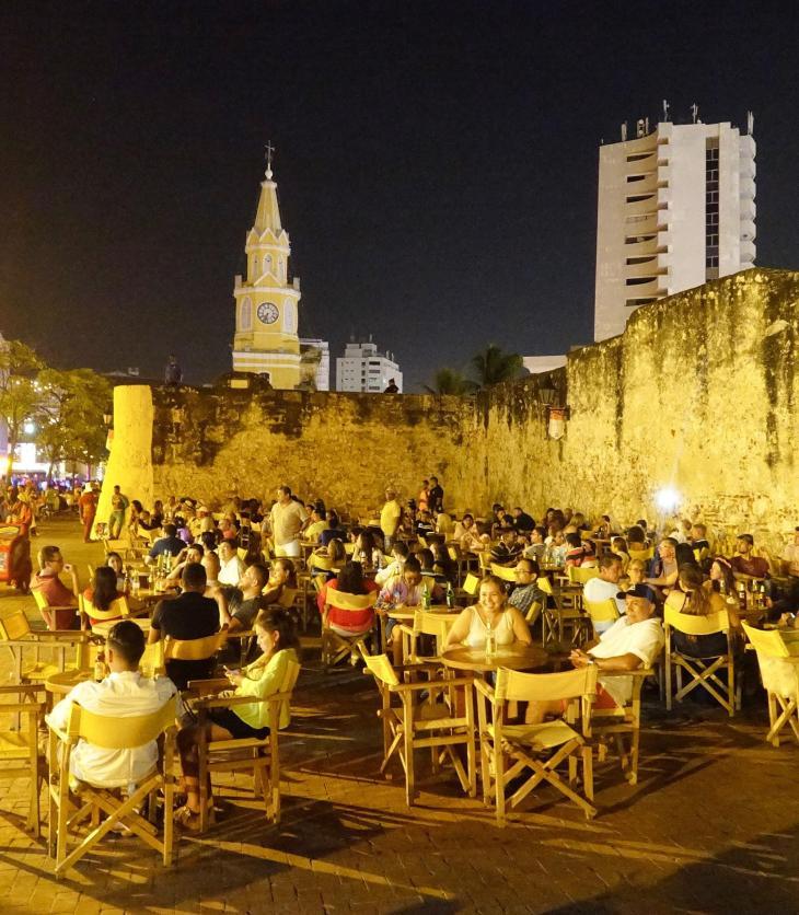 Explore Cartagena, Columbia with Ali Karim