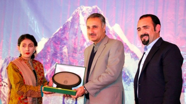 Samina Baig & Mirza Ali: Pakistan Youth Outreach Launches First Gilgit Baltistan Film Festival