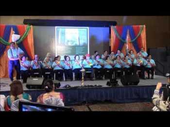 Ismaili Golden Club Matki Band atIndia's 68th Republic Day in Houston (Video)