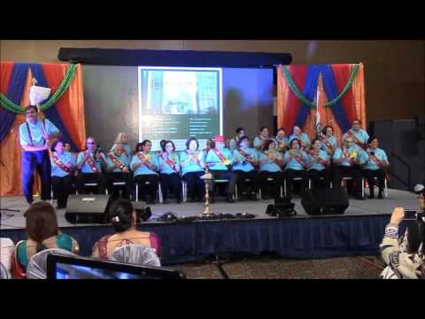 Ismaili Golden Club Matki Band at India's 68th Republic Day in Houston (Video)