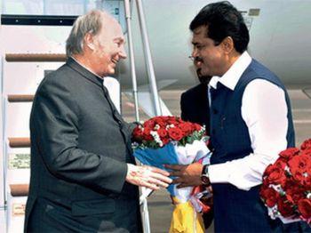 Aga Khan set to meet Maharashtra governor and CM