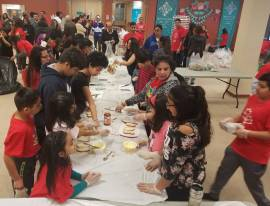 Meals for Change - Ismaili Civic150 Initiative