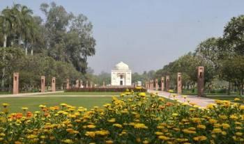 Sunder Nursery in full bloom | The Hindu