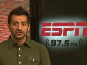 Hoffman gets Raheel with popular ESPN 97.5 Houston host - CultureMap Houston