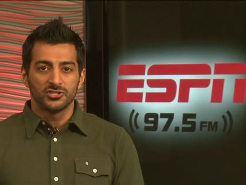 Hoffman gets Raheel Ramzanali with popular ESPN 97.5 Houston host | CultureMap Houston