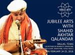 Jubilee Arts with Shahid Akhtar Qalandar - Dallas, Texas
