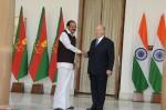 His Highness Prince Karim Aga's meeting with Vice President of India, Venkaiah Naidu