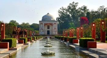 10 years on, Sunder Nursery to debut as a heritage park