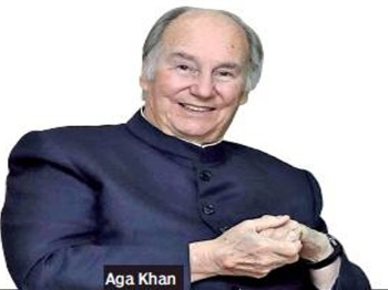 Aga Khan: Aga Khan initiative harvests water in parched villages - Ahmedabad, India