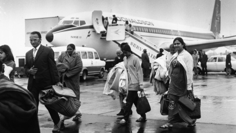 Uganda's Ismaili Asians: A look back at the first group of non-European refugees to call Canada home