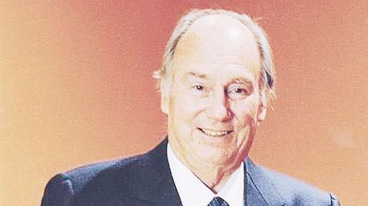 'Aga Khan is a shining example of goodness'