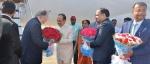 Prince Karim Aga Khan arrives in Hyderabad city for 3-day visit
