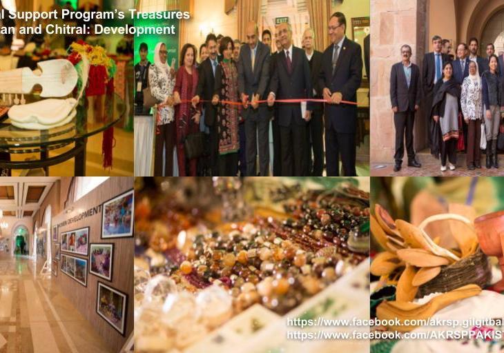 Treasures of Gilgit-Baltistan and Chitral: Aga Khan Rural Support Program Development Expo