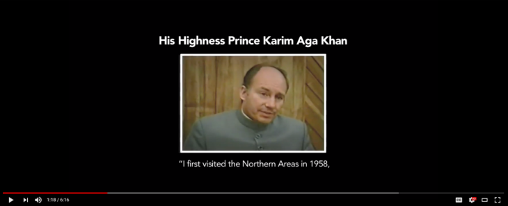 Aga Khan Rural Support Programme - AKRSP Pakistan (Video)