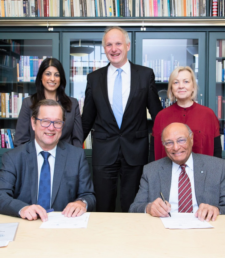 University of Central Asia and Stockholm School of Economics Sign Agreement of Cooperation