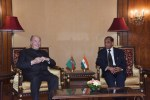 Aga Khan and Narsimhan stress on affordable education and health care