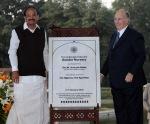 Inauguration of heritage garden complex Sunder Nursery