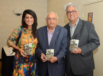 Mansoor Ladha's story strikes chord with immigrant community