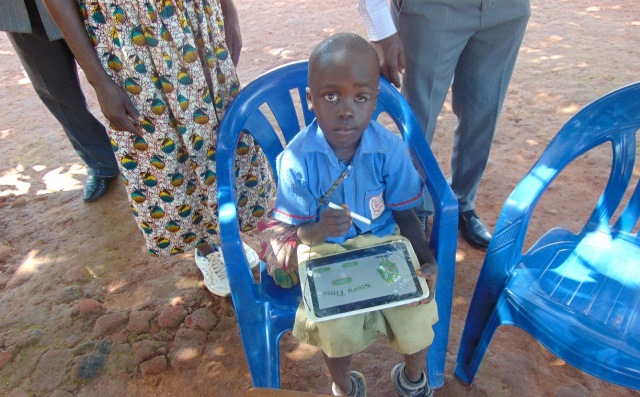 Thanks to Aga Khan Foundation, children in rural Uganda have accelerated their learning