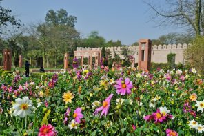 Things To Do in Delhi   Sunder Nursery Near Humayun's Tomb