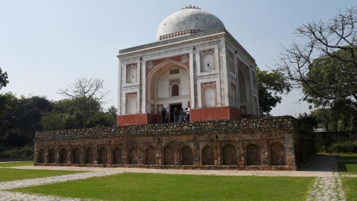 Photos: Sunder Nursery near Humayun's Tomb opens as heritage park