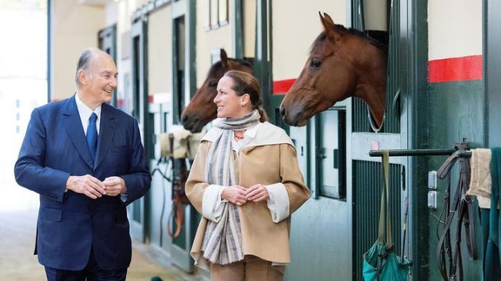 Son Altesse l'Aga Khan | Le Figaro (Subscription)
