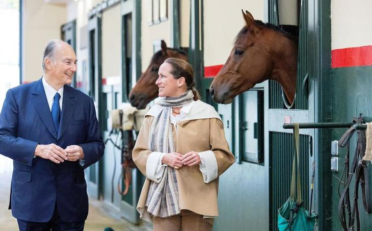 Son Altesse l'Aga Khan | Le Figaro (Subscription)