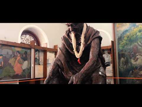 First Cinematic Video of Aga Khan PalacePune