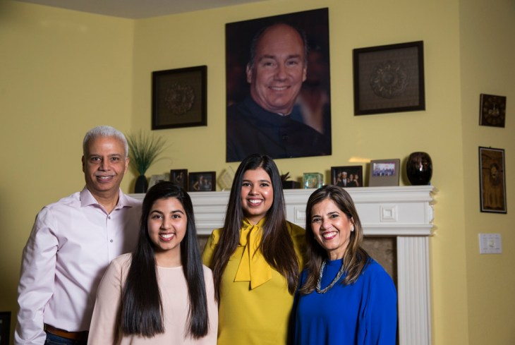 'He's always guided us': Dallas-area Ismaili Muslims show their devotion to the Aga Khan   Dallas News