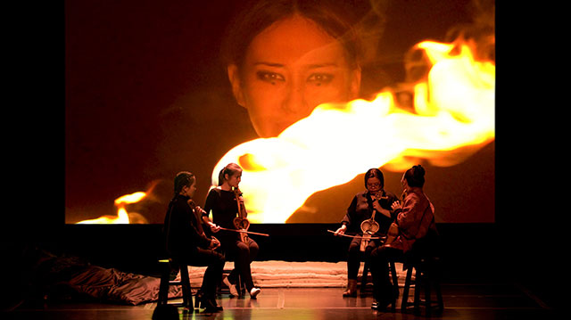 Driving Force of a Civilization: Brooklyn Academy &Aga Khan Music Presents: Forty Girls (Qyrq Qyz)
