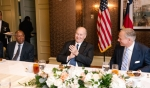 Governor of Texas USA Hosts His Highness the Aga Khan in Houston Honoring Diamond Jubilee