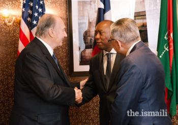 Mayor of Houston: First Ismaili Center in the United States will be located in Houston