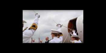 Video: His Highness the Aga Khan in Houston for Diamond Jubilee